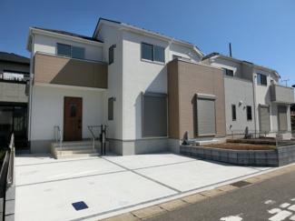 八千代市大和田新田   新築一戸建 ※外観施工例です。