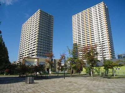 【外観】広島ガーデンガーデンノースタワー