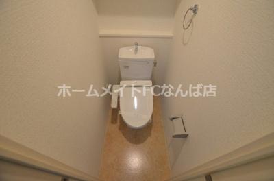 【トイレ】Jクレスト・ドーム前