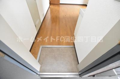【玄関】ドミール緑橋