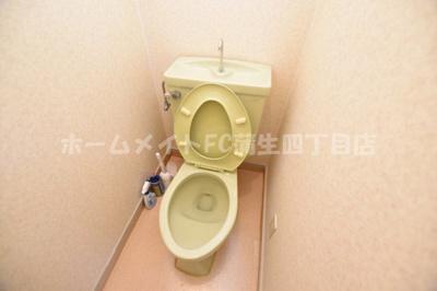 【トイレ】ドミール緑橋