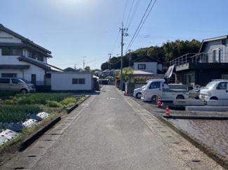 【前面道路含む現地写真】香美市土佐山田町