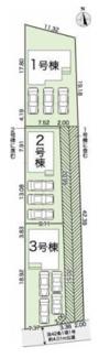 【区画図】香美市土佐山田町
