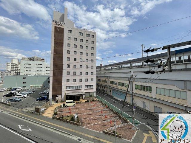 【展望】アルファステイツ西明石駅前