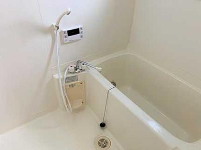 【浴室】安佐北区亀山6丁目