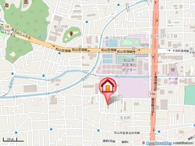 【地図】エスト・クレール
