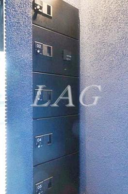 宅配ボックスです。
