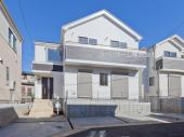 八千代市勝田台5丁目 全2棟 新築分譲住宅の画像