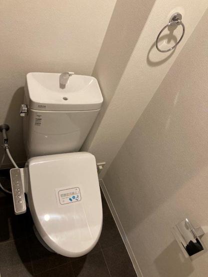 【トイレ】メガロコープ関目