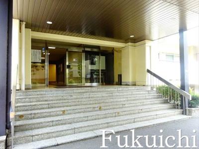 【エントランス】東建マンション学芸大(トウタテ)
