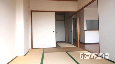 【和室】カサエステ1番館