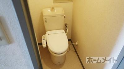 【トイレ】カサエステ1番館
