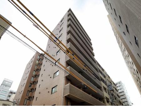 【外観】アヴァンティーク銀座2丁目弐番館