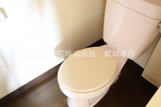 【トイレ】ワシントンハイツ