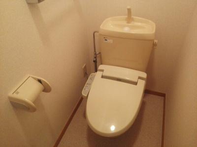 【トイレ】エルディム小栗・