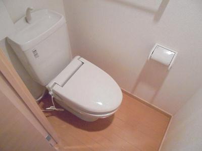 【トイレ】あすなろハウスⅠ