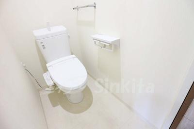 【トイレ】パインフィールド3rd
