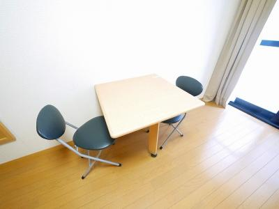 机もあります
