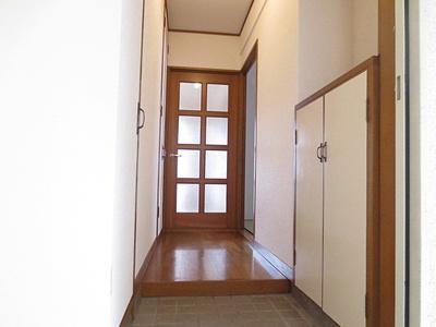 【玄関】ドミールマヤ