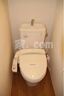 【トイレ】レオパレスユートピアコート(42984-302)