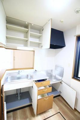 【キッチン】セジュール八尾南