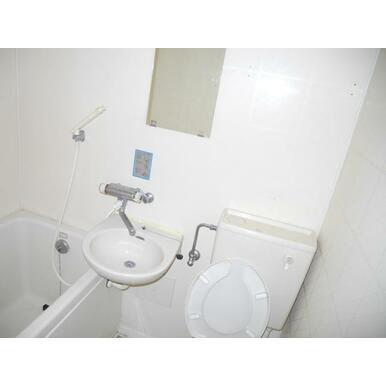 【浴室】クリオ相模大塚壱番館