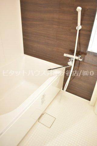 【浴室】コーポサンライフ通町