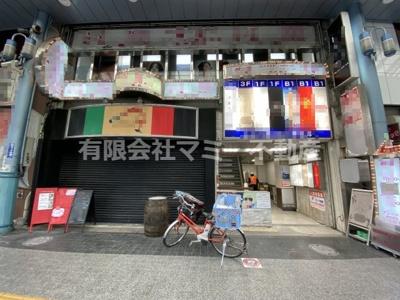 【外観】諏訪栄町飲食店舗K