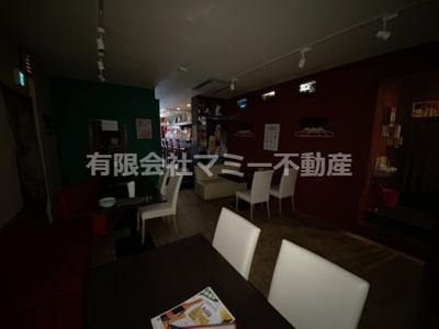 【内装】諏訪栄町飲食店舗K