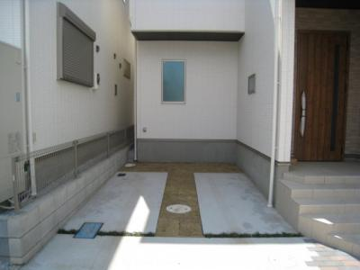 駐車スペースもあります 2号棟