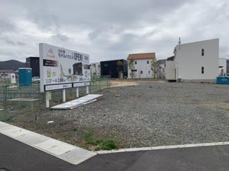 【外観】アイムの家☆美の浜プロジェクト分譲地2区画