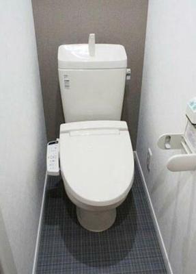 【トイレ】アメインレジデンス