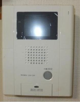 TVモニターフォン(同一仕様写真)