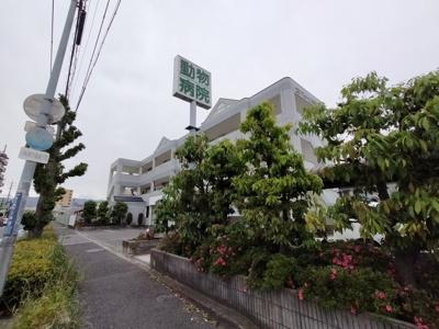 【外観】コンフォール若江|若江岩田のファミリー物件3DK☆