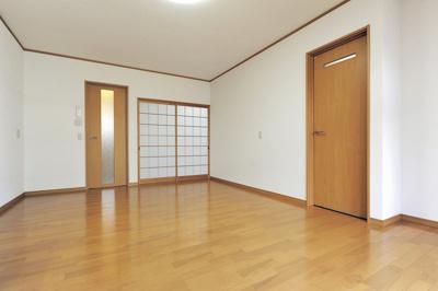【居間・リビング】パレットハウス