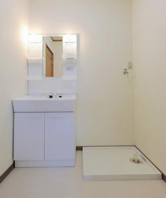 【洗面所】パレットハウス