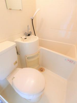 【浴室】アルテハイム姫島