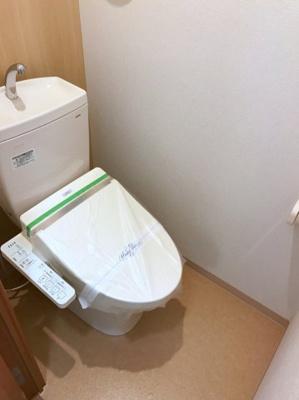 新品のトイレです♪