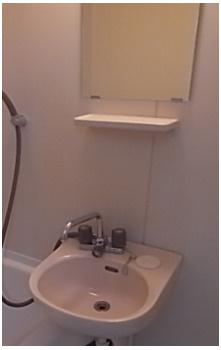 【洗面所】サンフロール中西
