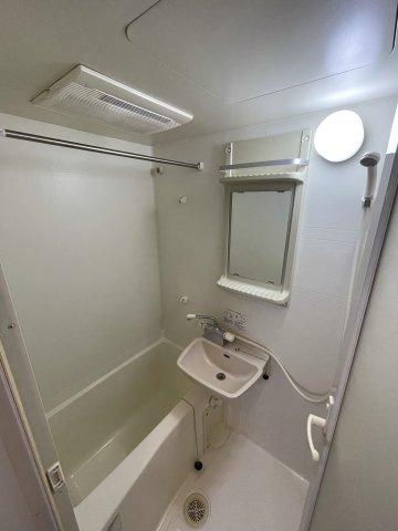 【浴室】スカイコート銀座東壱番館