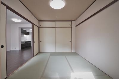 【和室】ベル・パークシティ画地ⅡI棟