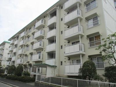 【外観】名谷27団地110号棟