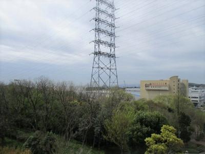 【展望】名谷27団地110号棟