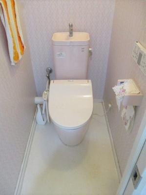 【トイレ】名谷27団地110号棟