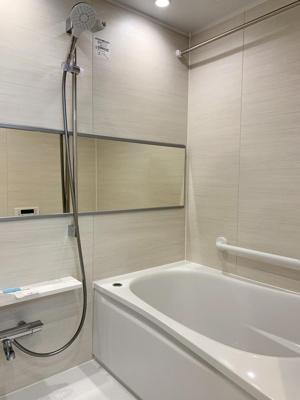 【浴室】梅島グリーンマンション