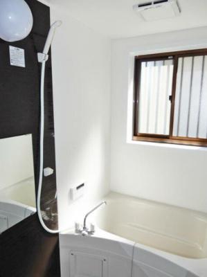 【浴室】甲府市中小河原1丁目 中古住宅