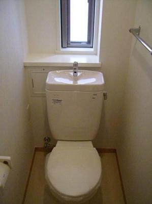 【トイレ】アクアキューブ