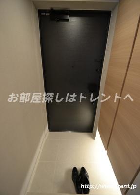 【玄関】オープンレジデンシア初台