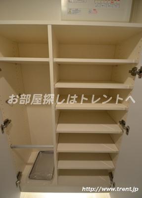 【収納】オープンレジデンシア初台