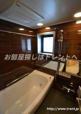 【浴室】オープンレジデンシア初台